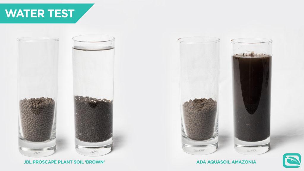 Water Test JBL Plant Soil