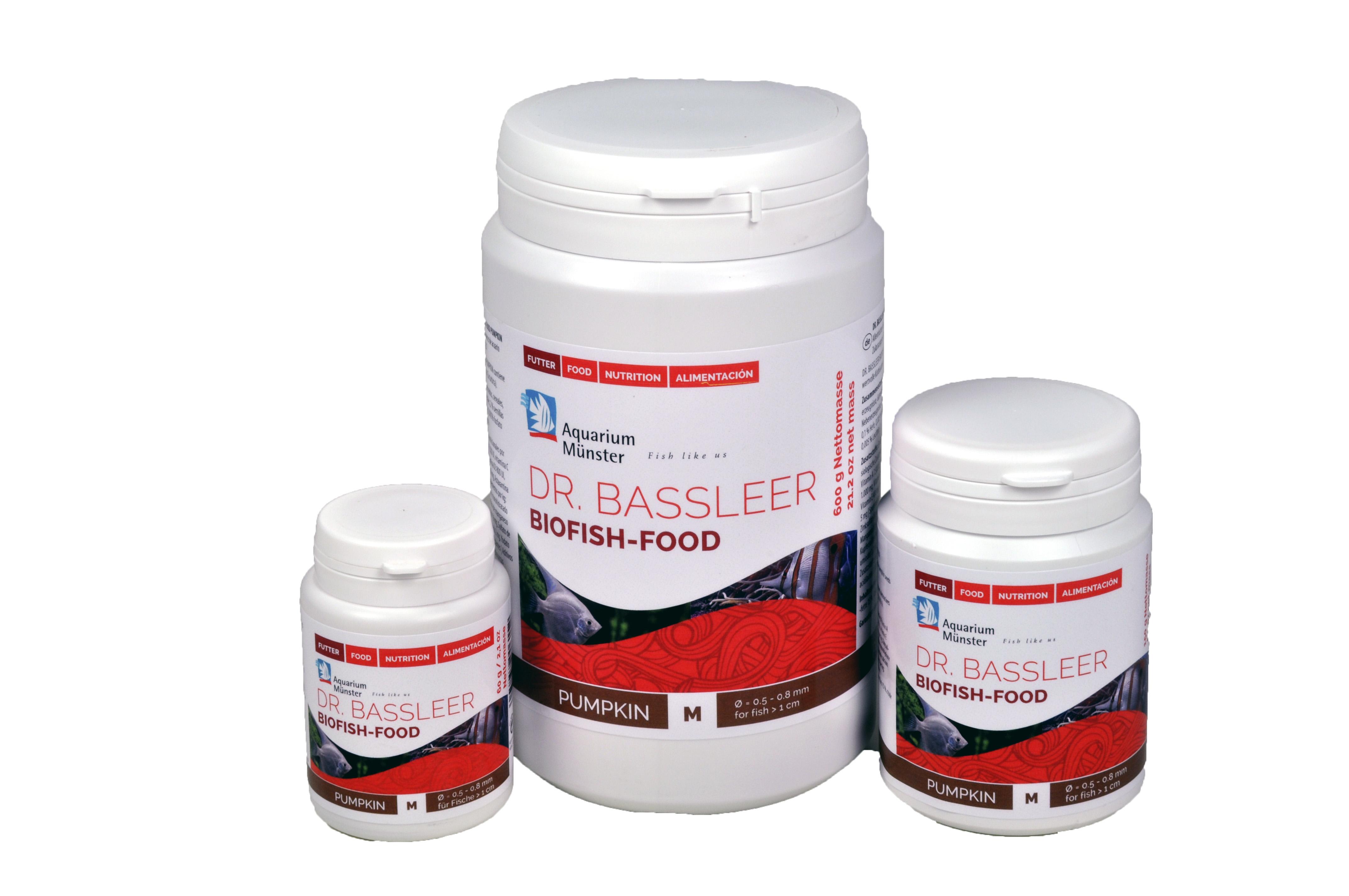 Dr Bassleer Biofish food Pumpkin